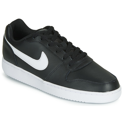 Shoes Men Low top trainers Nike EBERNON LOW Black / White