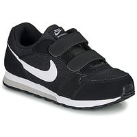 Shoes Children Low top trainers Nike MD RUNNER 2 PRE-SCHOOL Black / White