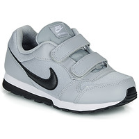 Shoes Children Low top trainers Nike MD RUNNER 2 PRE-SCHOOL Grey / Black