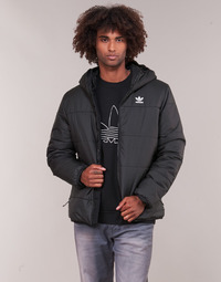 Clothing Men Duffel coats adidas Originals ED5827 Black