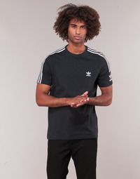 Clothing Men Short-sleeved t-shirts adidas Originals ED6116 Black