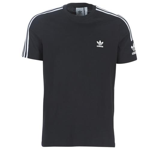 Clothing Men short-sleeved t-shirts adidas Originals ED6116 Black