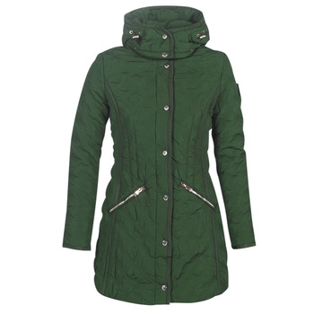 Clothing Women Duffel coats Desigual LEICESTER Green