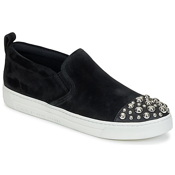 Shoes Women Slip-ons Marc by Marc Jacobs GRAND Black