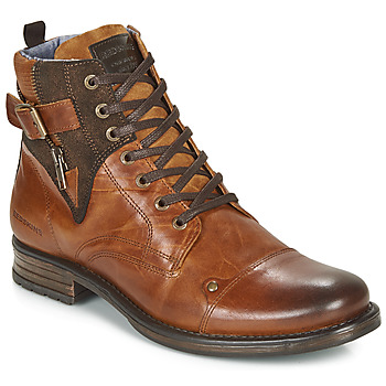 Shoes Men Mid boots Redskins YERO Brown
