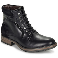 Shoes Men Mid boots Redskins ORTIE Black