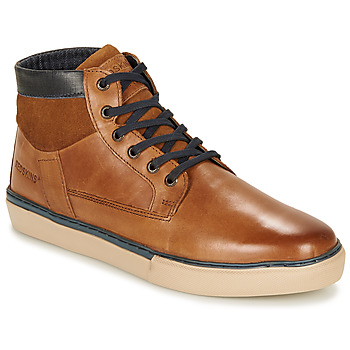 Shoes Men Hi top trainers Redskins COURNOL Cognac