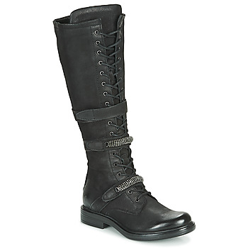 Shoes Women High boots Mjus CAFE HIGH Black
