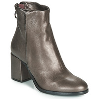 Shoes Women Ankle boots Mjus TWISTER Grey