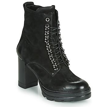 Shoes Women Ankle boots Mjus AMARANTA Black