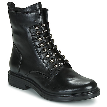 Shoes Women Mid boots Mjus CAFE STYLE Black