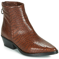 Shoes Women Mid boots Mjus CALAMITY Brown