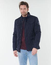 Clothing Men Jackets Deeluxe BELIEVE Marine