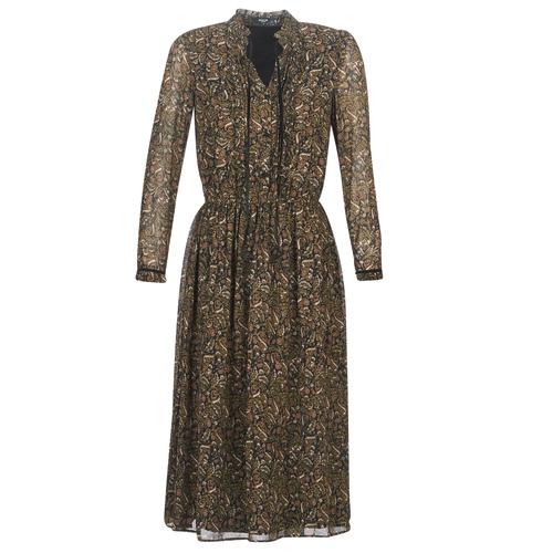Clothing Women Short Dresses Deeluxe SELENA Black