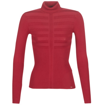 Clothing Women jumpers Morgan MENTOS Red