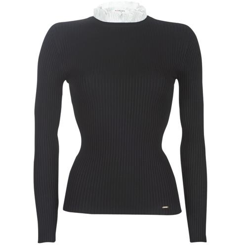 Clothing Women jumpers Morgan MLOU Black
