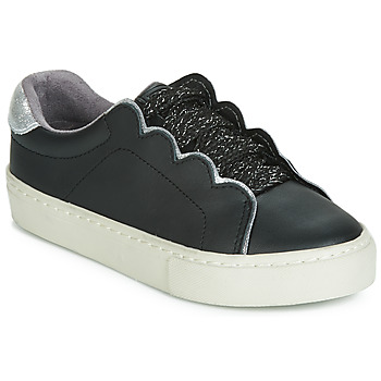 Shoes Girl Low top trainers Gioseppo ERKNER Black