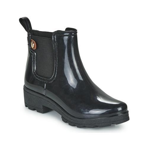 Shoes Women Wellington boots Gioseppo 40840 Black