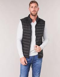 Clothing Men Duffel coats Teddy Smith TERRY Black