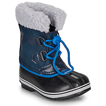 Shoes Children Snow boots Sorel YOOT PAC NYLON Navy