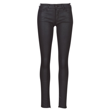 Clothing Women Slim jeans Replay LUZ Black