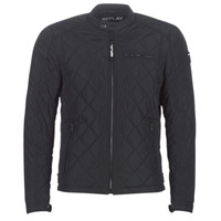 Clothing Men Jackets Replay M8000 Black