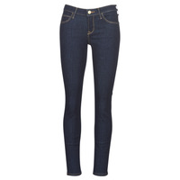 Clothing Women slim jeans Lee SCARLETT RINSE Blue