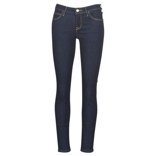Clothing Women slim jeans Lee SCARLETT RINSE Blue
