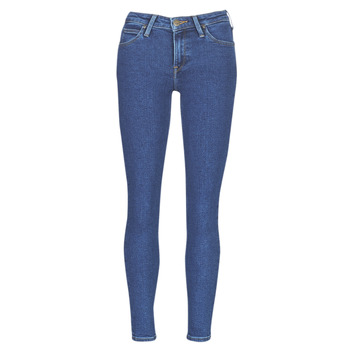 Clothing Women slim jeans Lee SCARLETT STONE MILTONA Blue