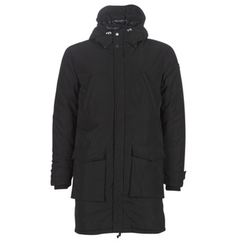 Clothing Men Parkas Schott CALGARY Black