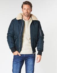 Clothing Men Jackets Schott OHARA Marine