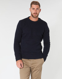 Clothing Men jumpers Schott PLOUTRIDER1 Marine