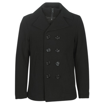 Clothing Men Coats Schott CYCLONE3 Black