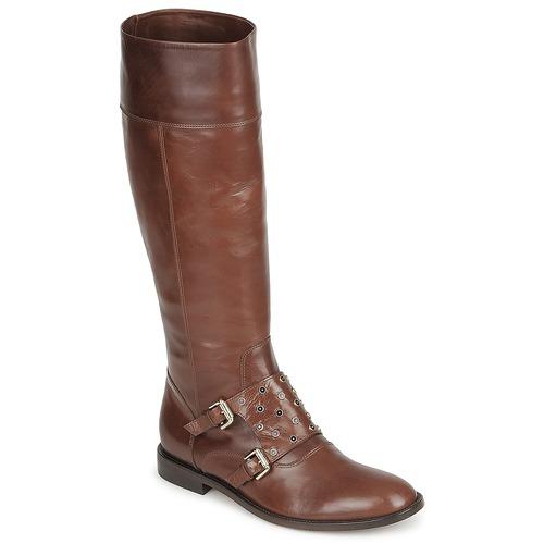 Shoes Women High boots Etro QUERO Brown