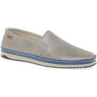 Shoes Men Slip-ons Pikolinos Motril Slip Mens Casual Shoes grey