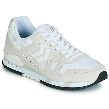 Shoes Low top trainers Hummel MARATHONA GBW White