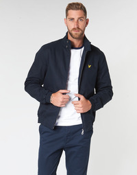 Clothing Men Jackets Lyle & Scott JK462VC-Z273 Marine