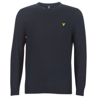 Clothing Men jumpers Lyle & Scott KN400VC-Z273 Marine