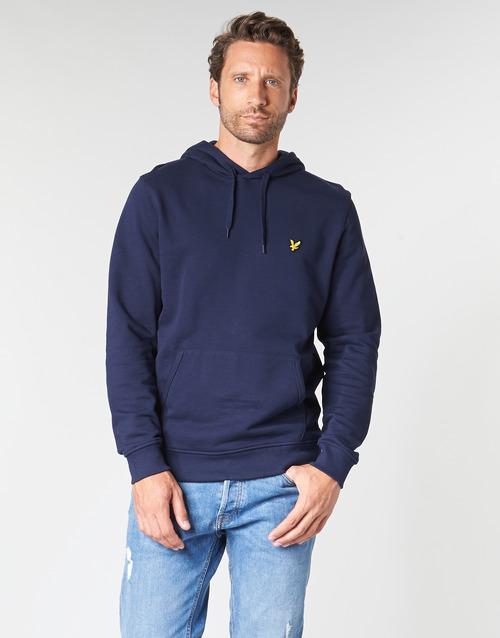 Clothing Men Sweaters Lyle & Scott ML416VTR-Z101 Marine
