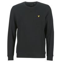 Clothing Men sweaters Lyle & Scott ML424VTR-574 Black