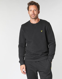 Clothing Men sweaters Lyle & Scott ML424VTR-574 Black