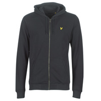 Clothing Men Sweaters Lyle & Scott ML420VTR-574 Black