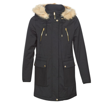 Clothing Women Parkas Esprit 099EE1G011-001 Black