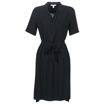 Clothing Women Short Dresses Esprit 079EE1E011-003 Black