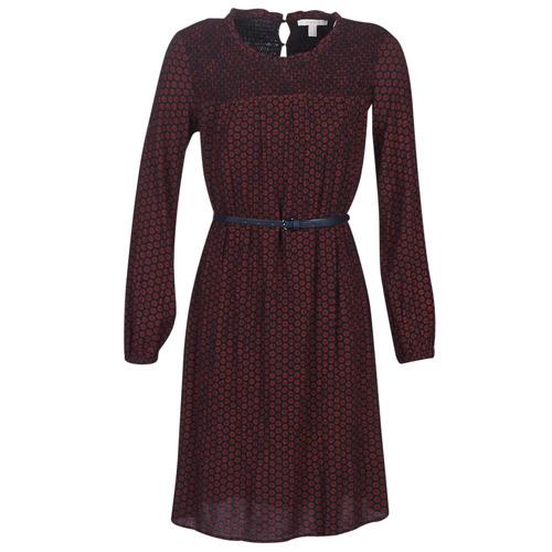 Clothing Women Short Dresses Esprit 099EE1E015-622 Red