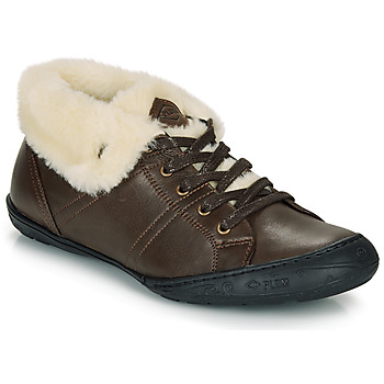 Shoes Women Hi top trainers PLDM by Palladium GAETANE Brown