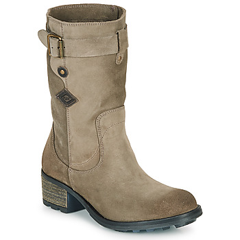 Shoes Women Ankle boots PLDM by Palladium CARAMBA Grey