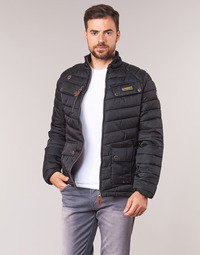 Clothing Men Duffel coats Geographical Norway ARIE-NOIR Black