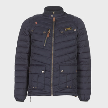 Clothing Men Duffel coats Geographical Norway ARIE-MARINE Marine