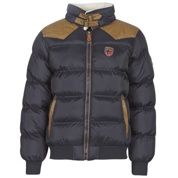 Clothing Men Duffel coats Geographical Norway ABRAMOVITCH-MARINE Marine